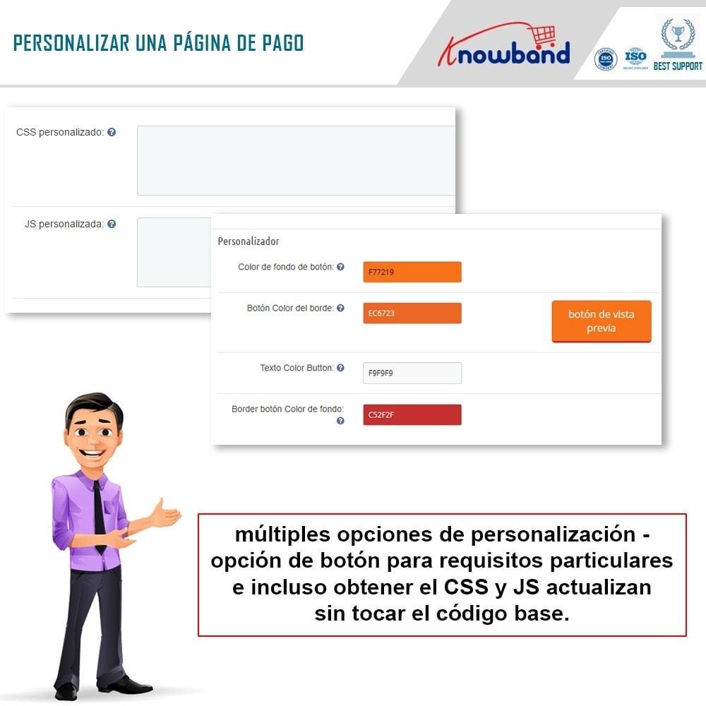module - Proceso rápido de compra - One Page Checkout, Social Login & Mailchimp - 10