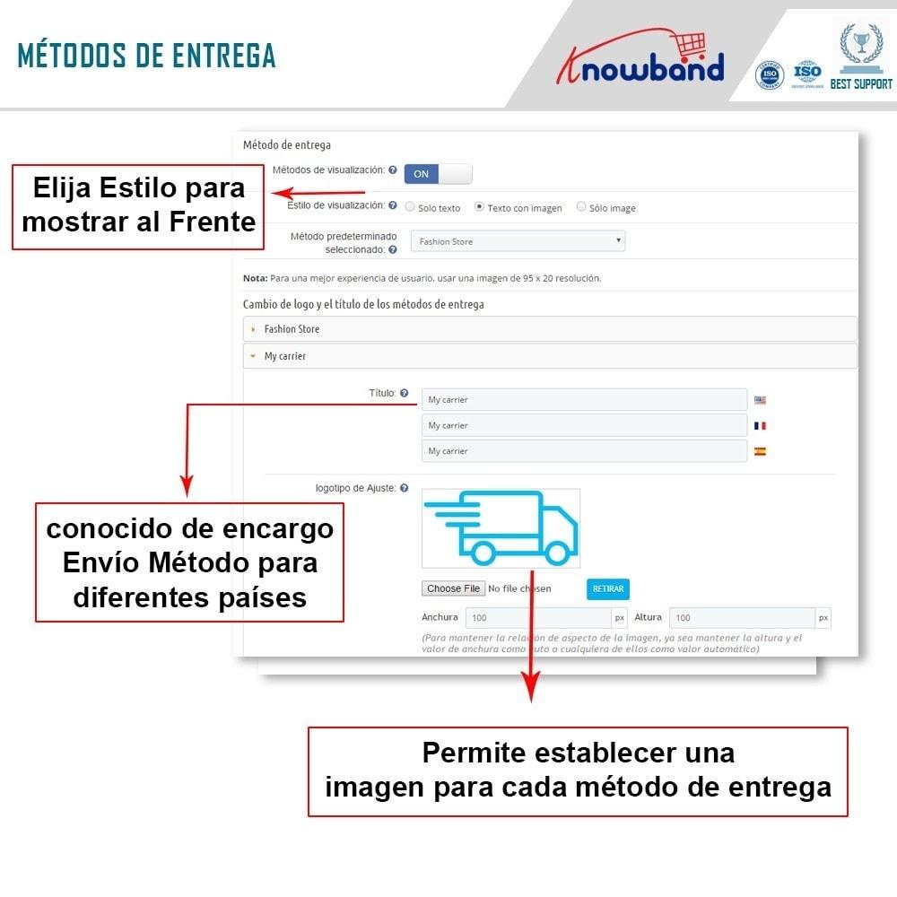 module - Proceso rápido de compra - One Page Checkout, Social Login & Mailchimp - 14