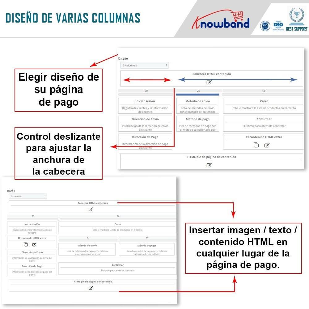 module - Proceso rápido de compra - Knowband - One Page Checkout, Social Login & Mailchimp - 20