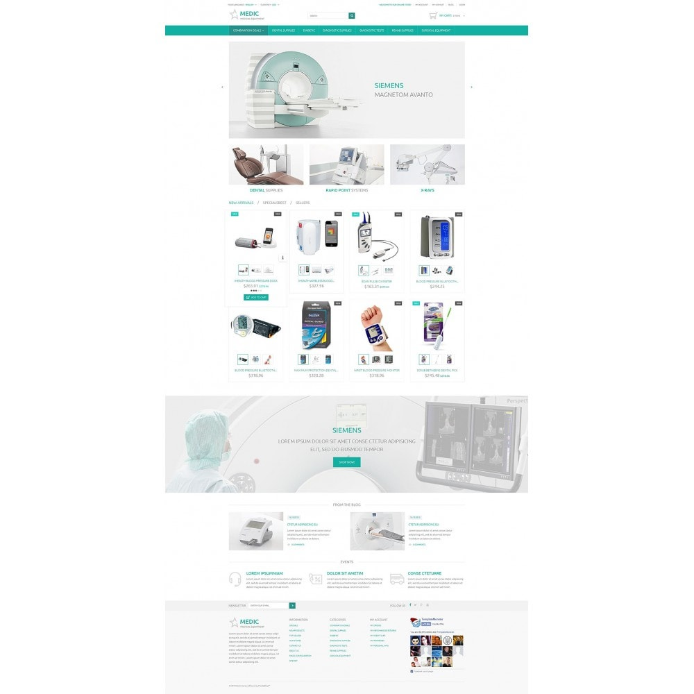 theme - Health & Beauty - Medical Equipment - 2