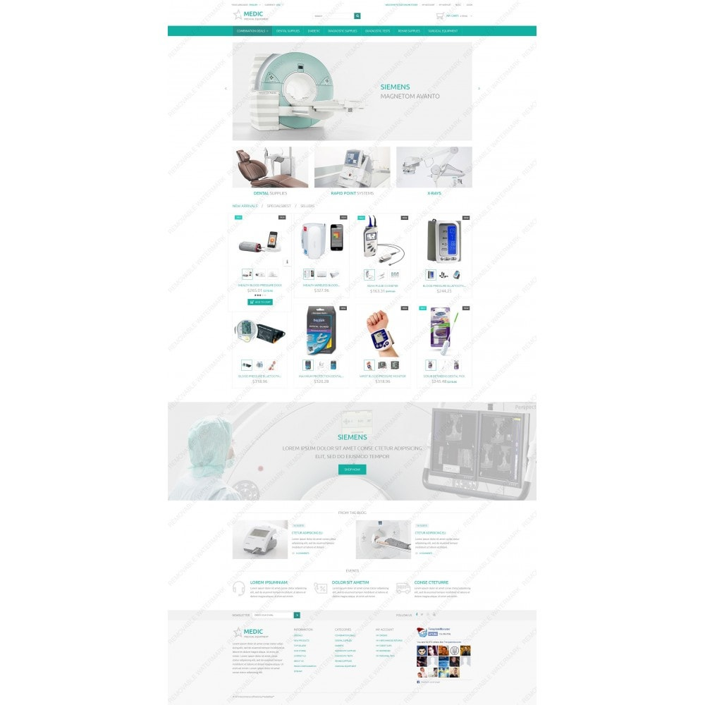 theme - Health & Beauty - Medical Equipment - 3