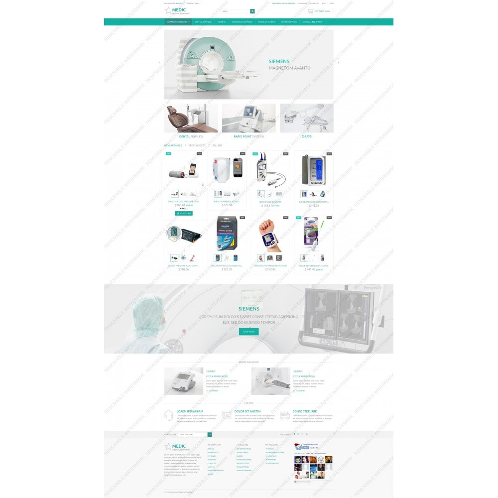 theme - Health & Beauty - Medical Equipment - 5