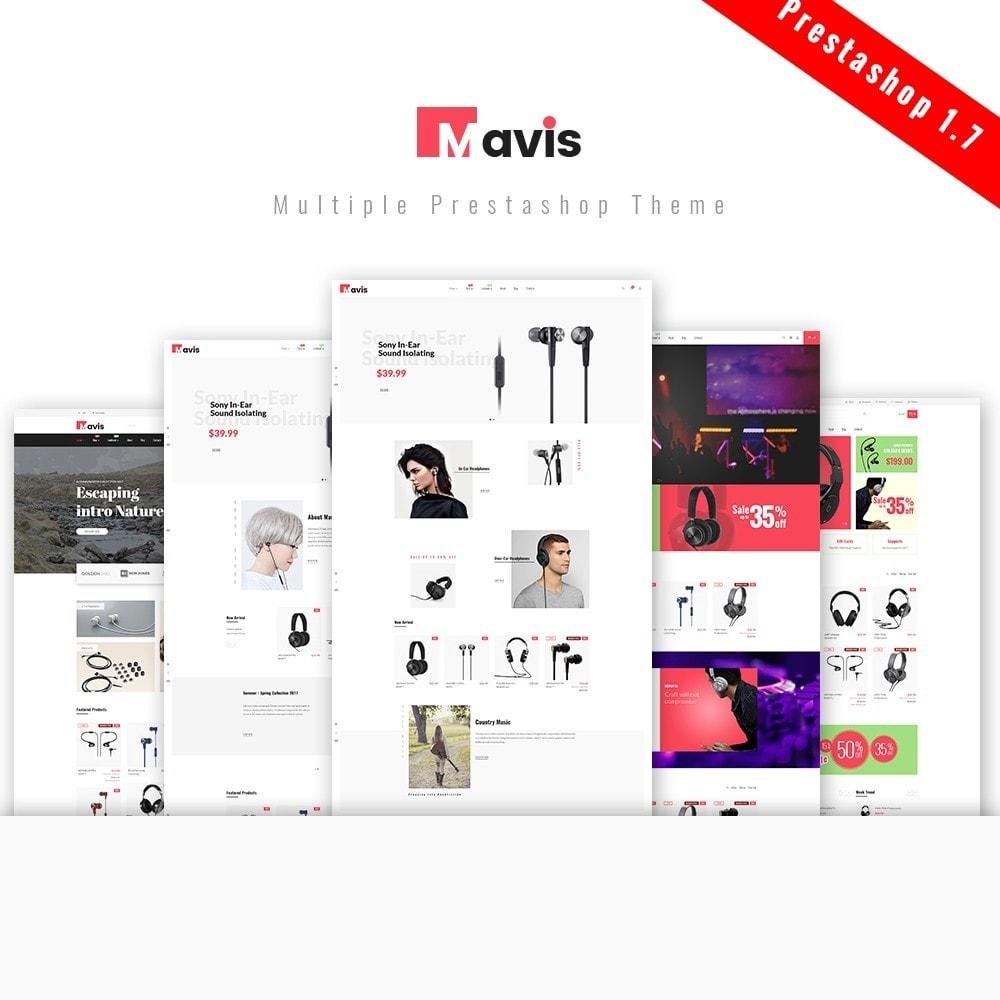 theme - Elettronica & High Tech - Leo Mavis - 1