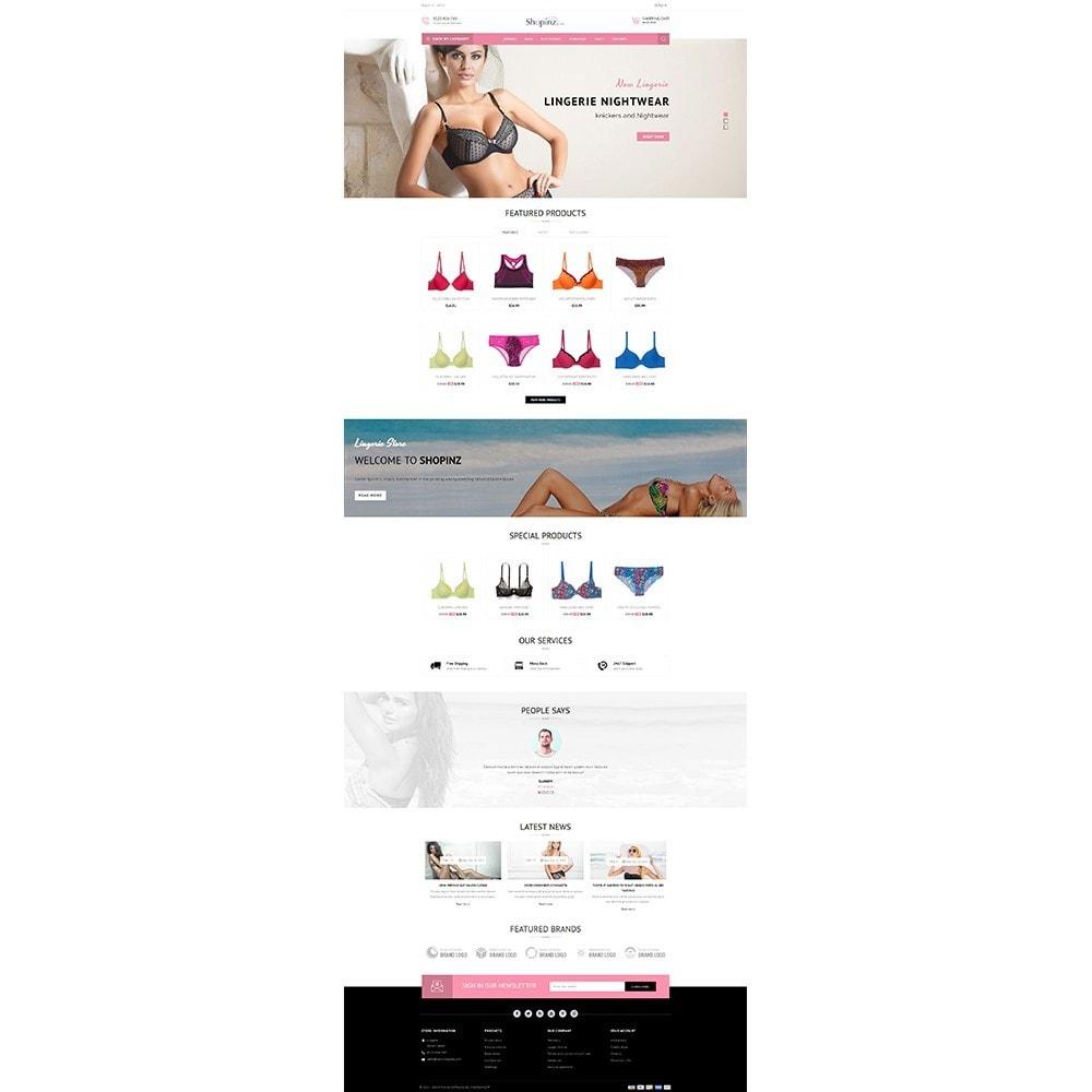 theme - Moda & Calzature - Lingerie Store - 2