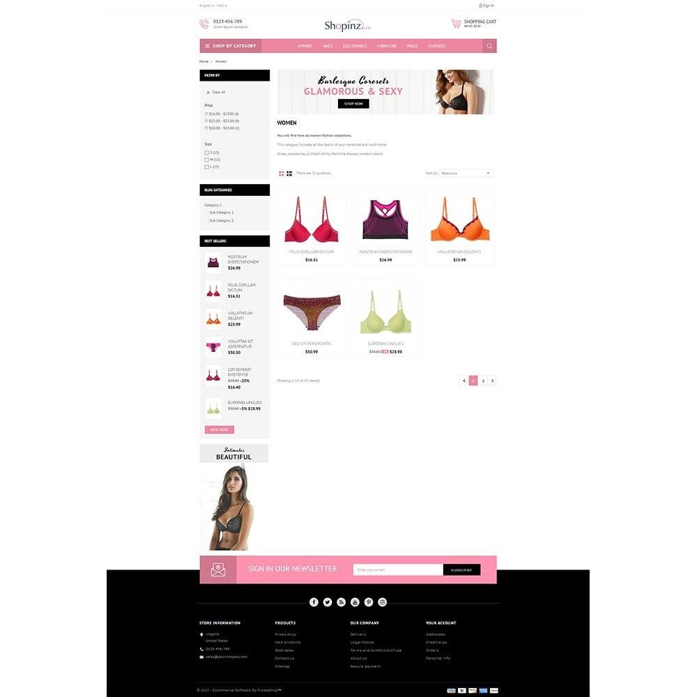 theme - Moda & Calzature - Lingerie Store - 3