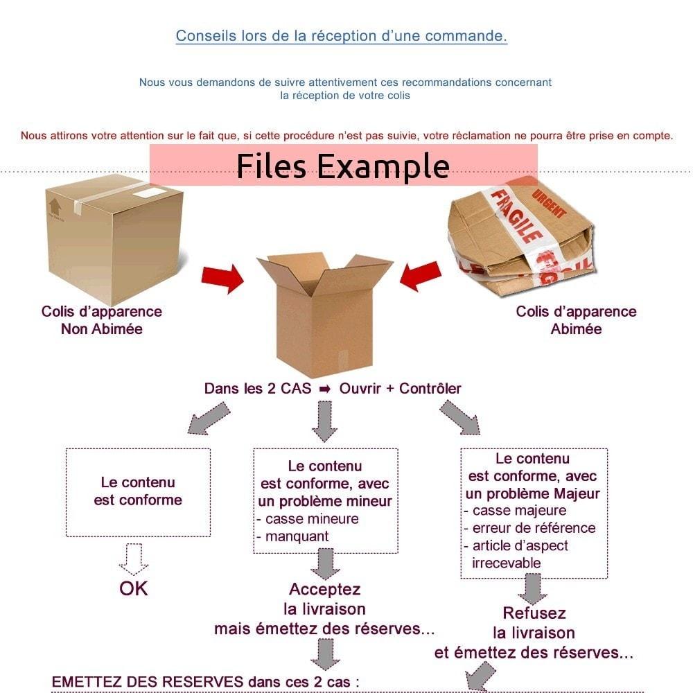 module - Email & Notifiche - FullAutomaticAttachment - automated document sending - 10