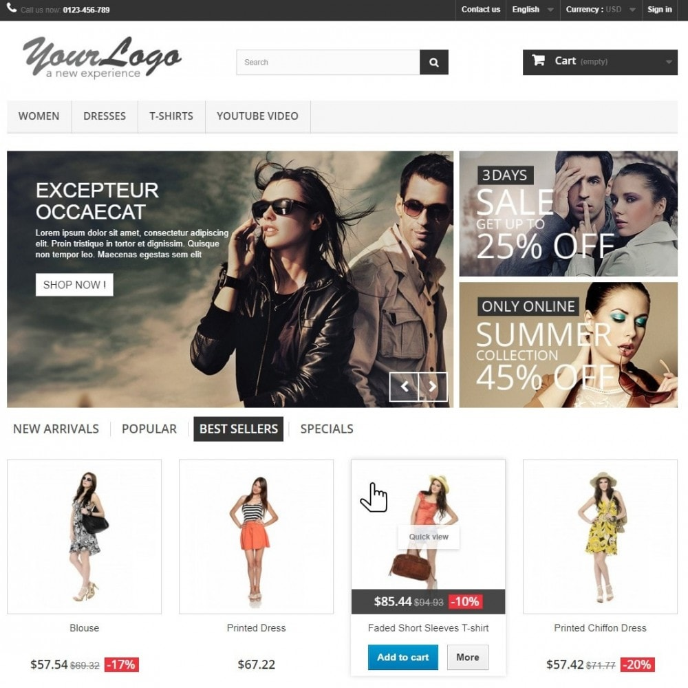 module - Produktvisualisierung - Rollover Product Images - Hover Second Image - 2