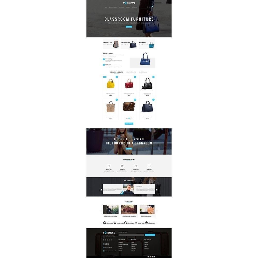 theme - Mode & Chaussures - Turkeys Bag Store - 3