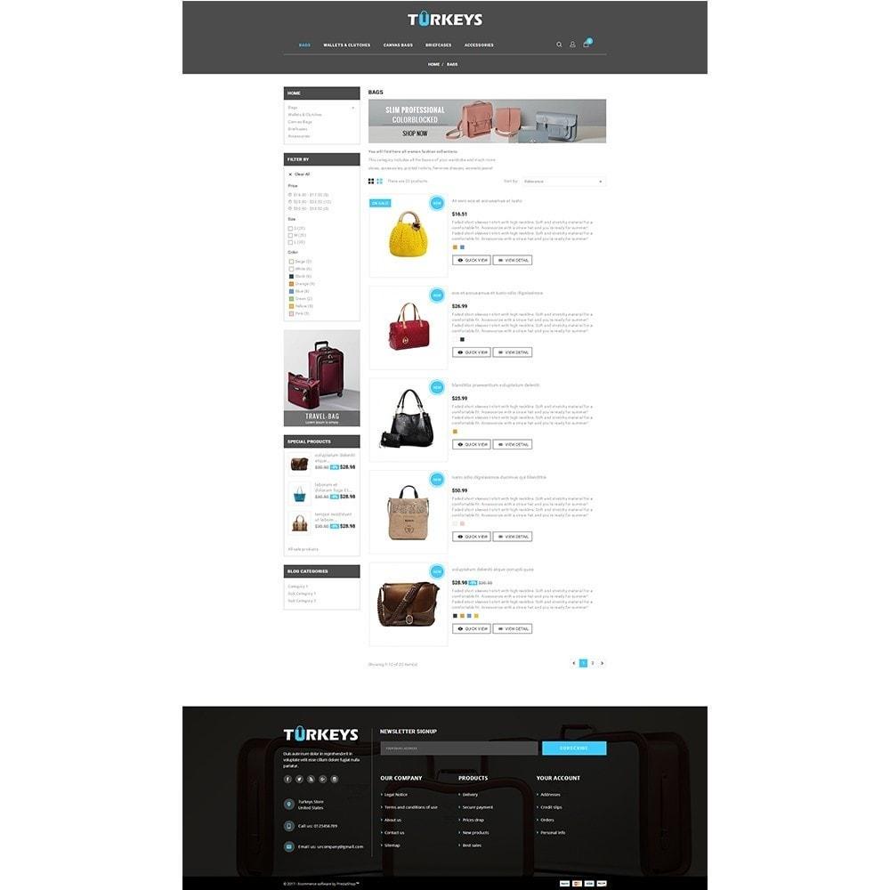 theme - Mode & Chaussures - Turkeys Bag Store - 4