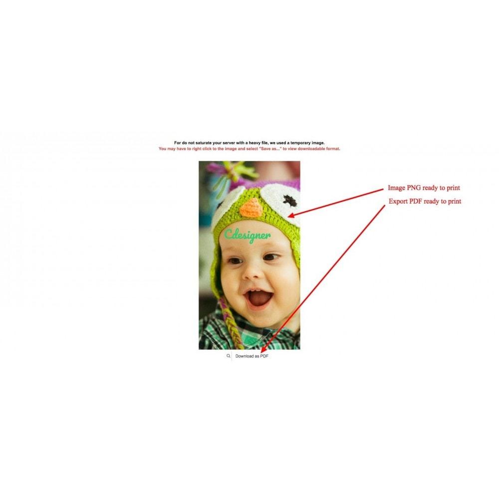 module - Combinazioni & Personalizzazione Prodotti - Product Customization Designer - Custom Product Design - 17