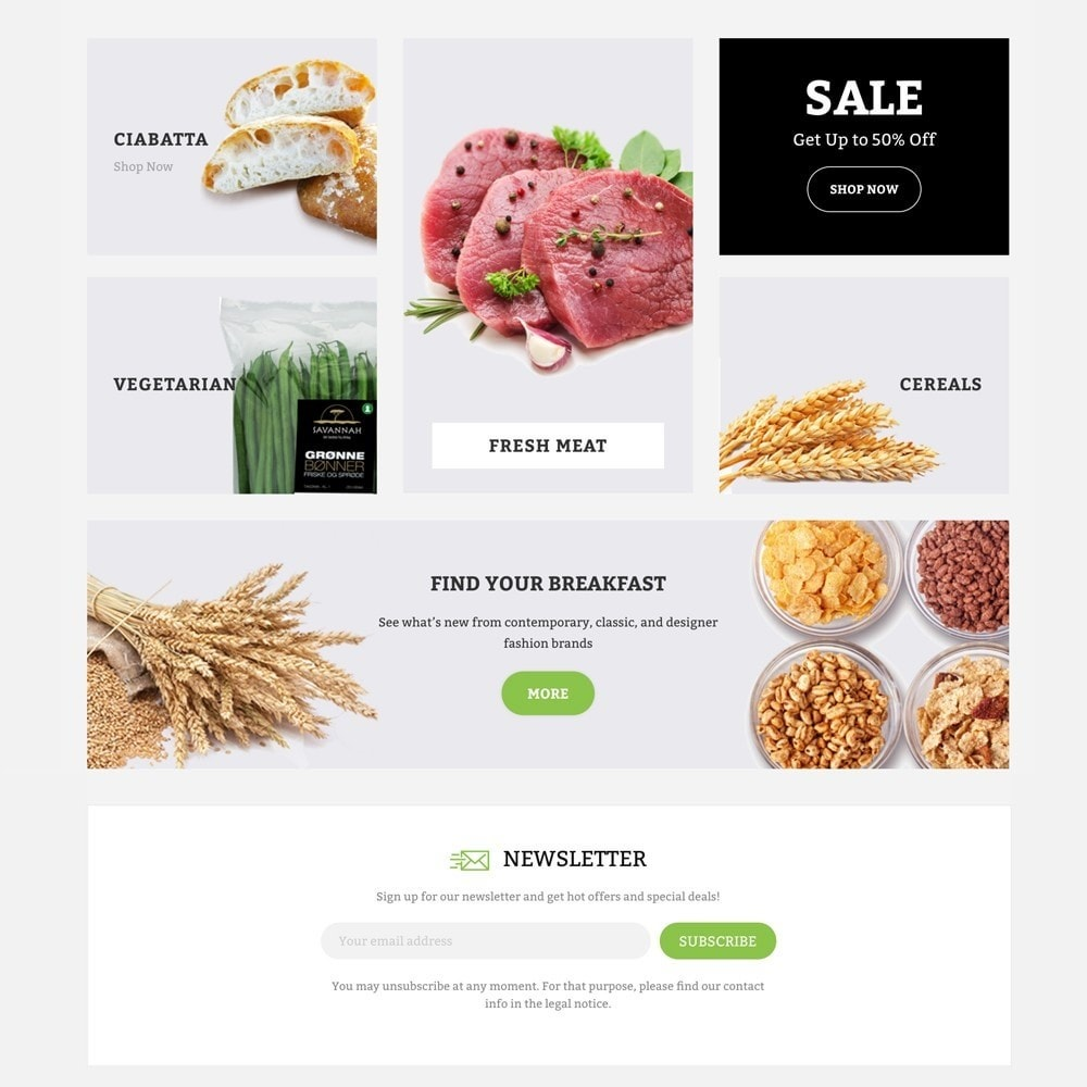 theme - Food & Restaurant - FOODBOX - 3