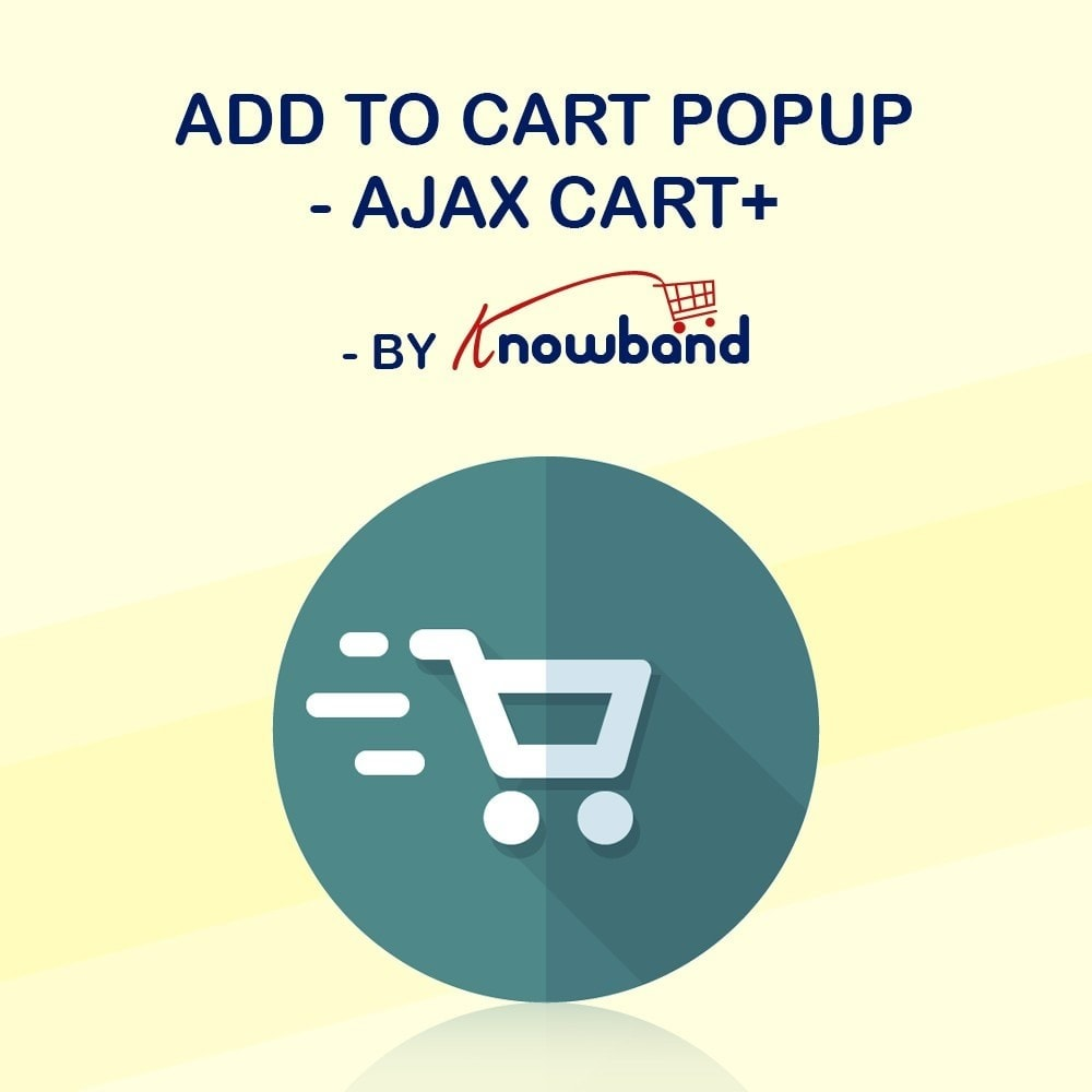 module - Всплывающие окна - Knowband - Add to cart popup - Ajax Cart+ - 1