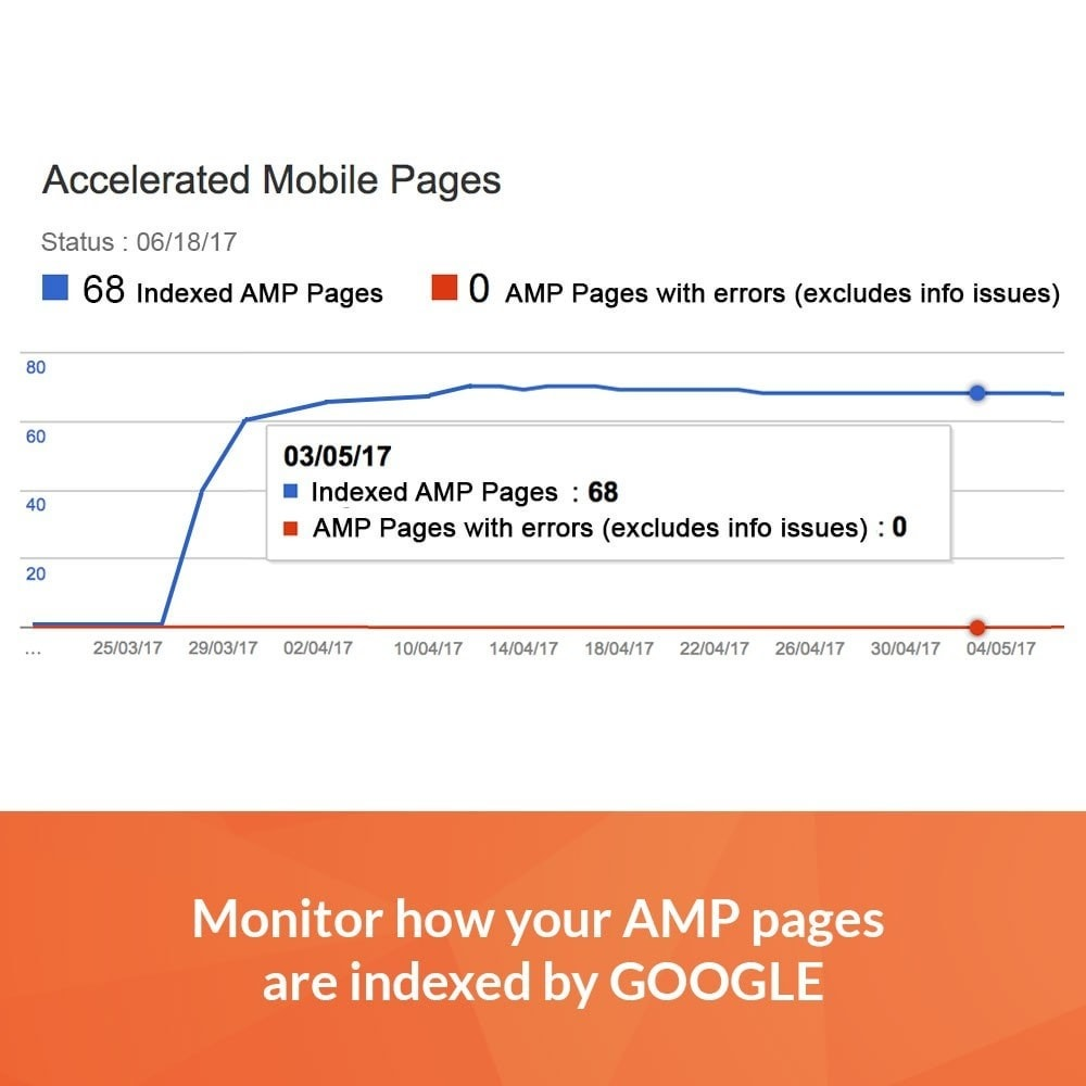 module - Website performantie - Accelerated Mobile Pages (AMP) PRO - 4