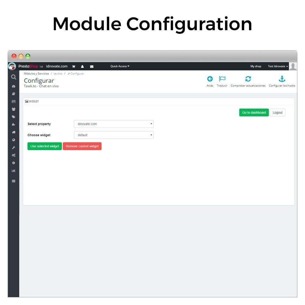 module - Поддержка и онлайн-чат - Tawk.to - The Best Free Livechat - Multilanguage - 11