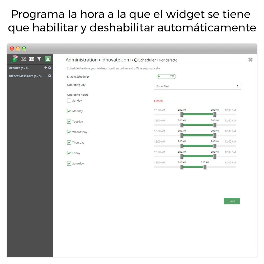 module - Asistencia & Chat online - Tawk.to - El Mejor Chat Gratuito - Multilenguaje - 8