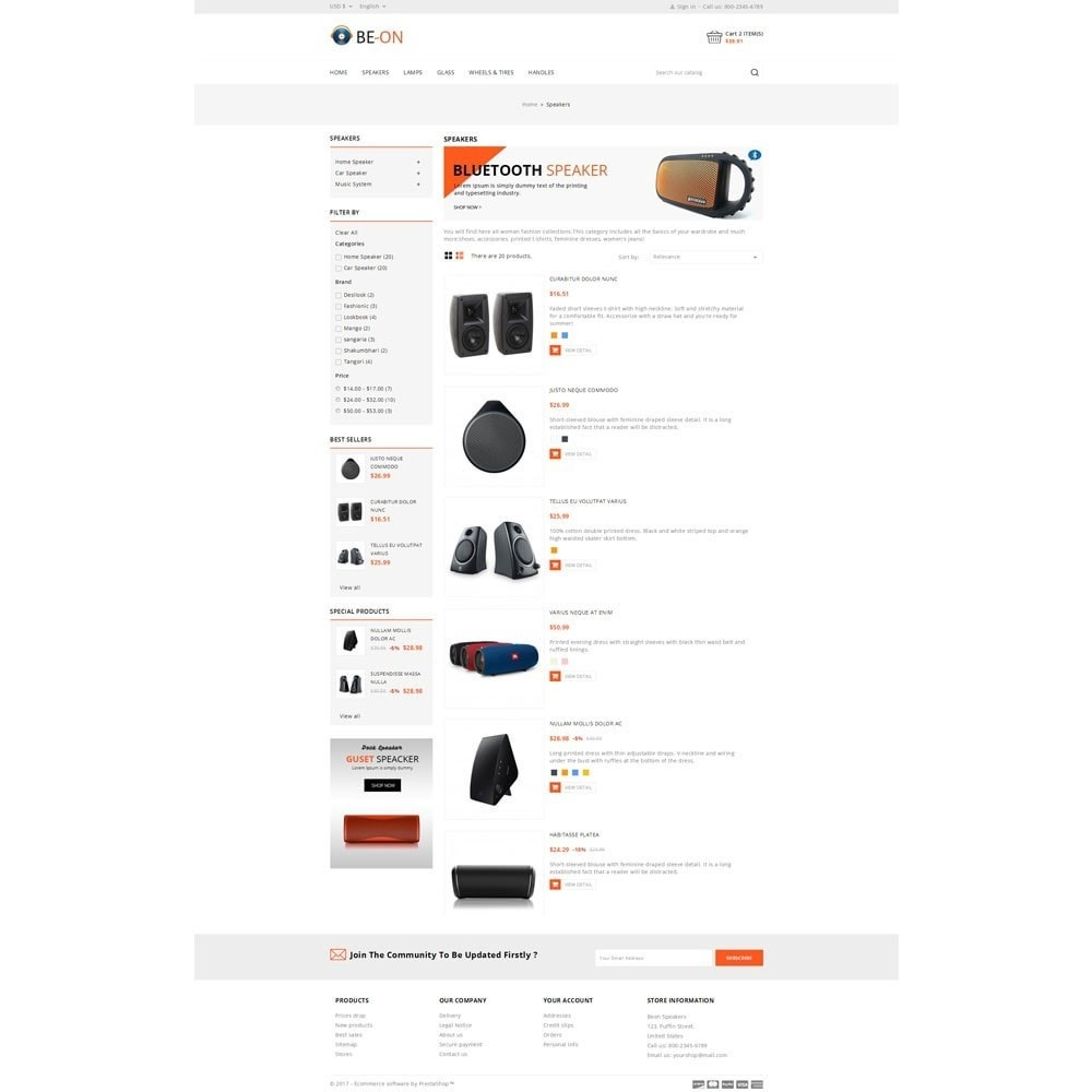 theme - Elettronica & High Tech - Beon Store - 4