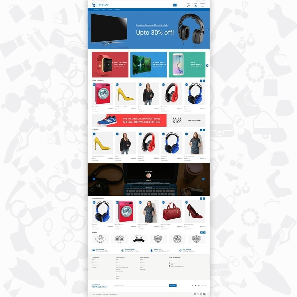 theme - Electronique & High Tech - Shopme Electronics Store - 2
