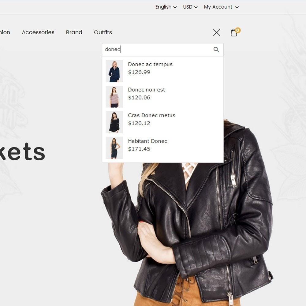 theme - Moda & Obuwie - Queen Fashion Store - 3