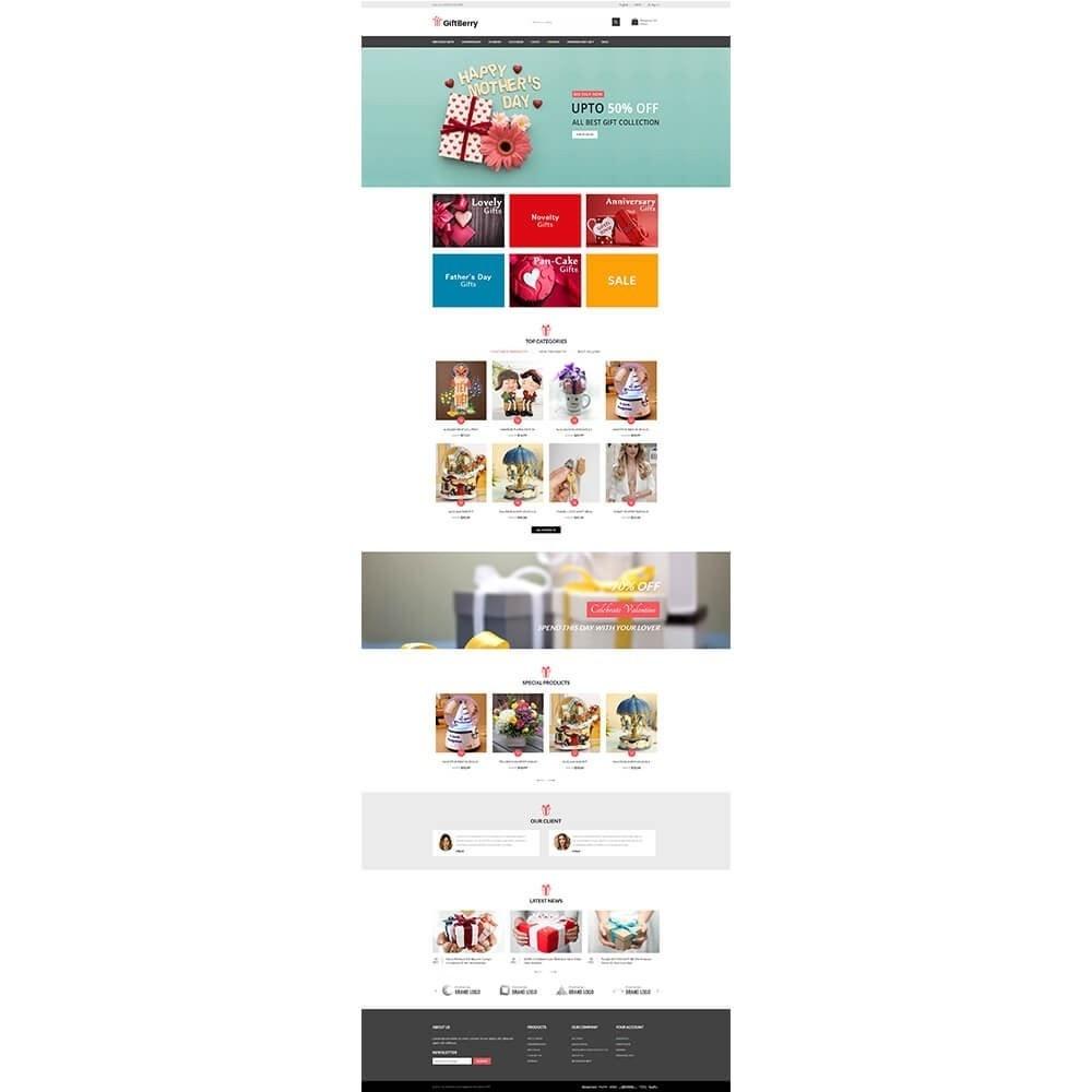 theme - Подарки, Цветы и праздничные товары - Gift berry - 2
