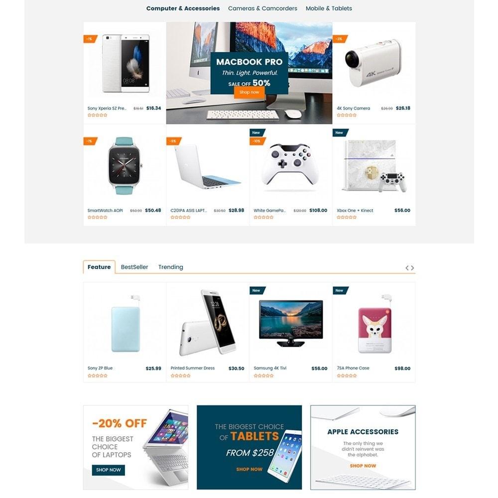 theme - Electronique & High Tech - Electron - Digital, Electronics & Hi-Tech Stores - 3