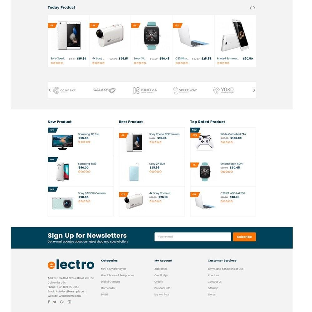 theme - Electronique & High Tech - Electron - Digital, Electronics & Hi-Tech Stores - 4