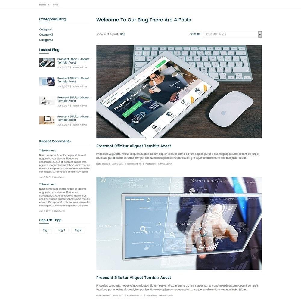 theme - Electronique & High Tech - Electron - Digital, Electronics & Hi-Tech Stores - 7