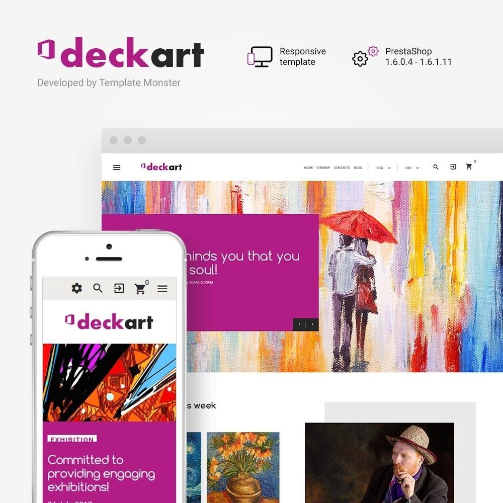 theme - Kunst & Cultuur - DeckArt - 1