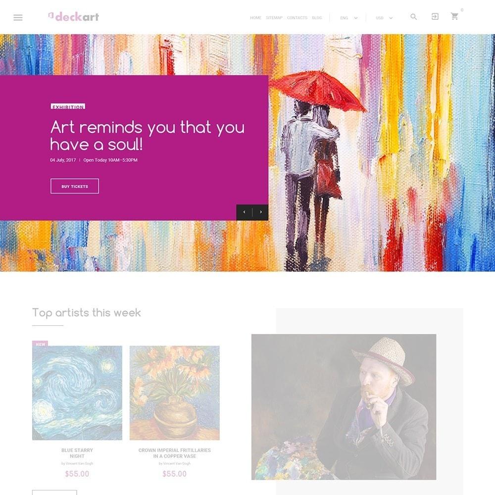 theme - Kunst & Cultuur - DeckArt - 5