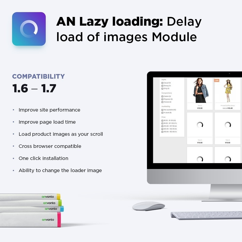 module - Website performantie - AN Lazy loading: Delay load of images - 2