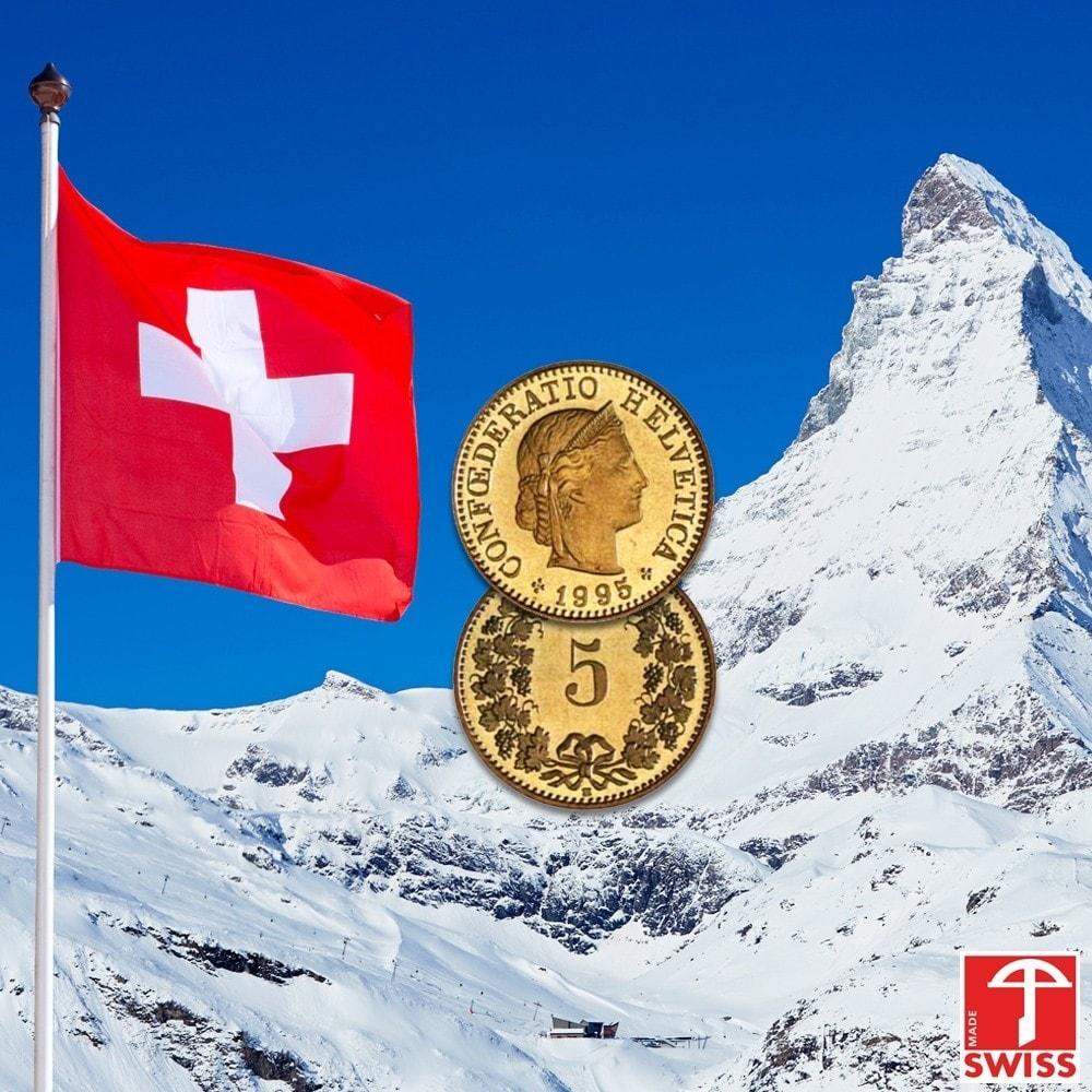module - Gestion des Prix - Arrondi à 5ct pour la Suisse - 1