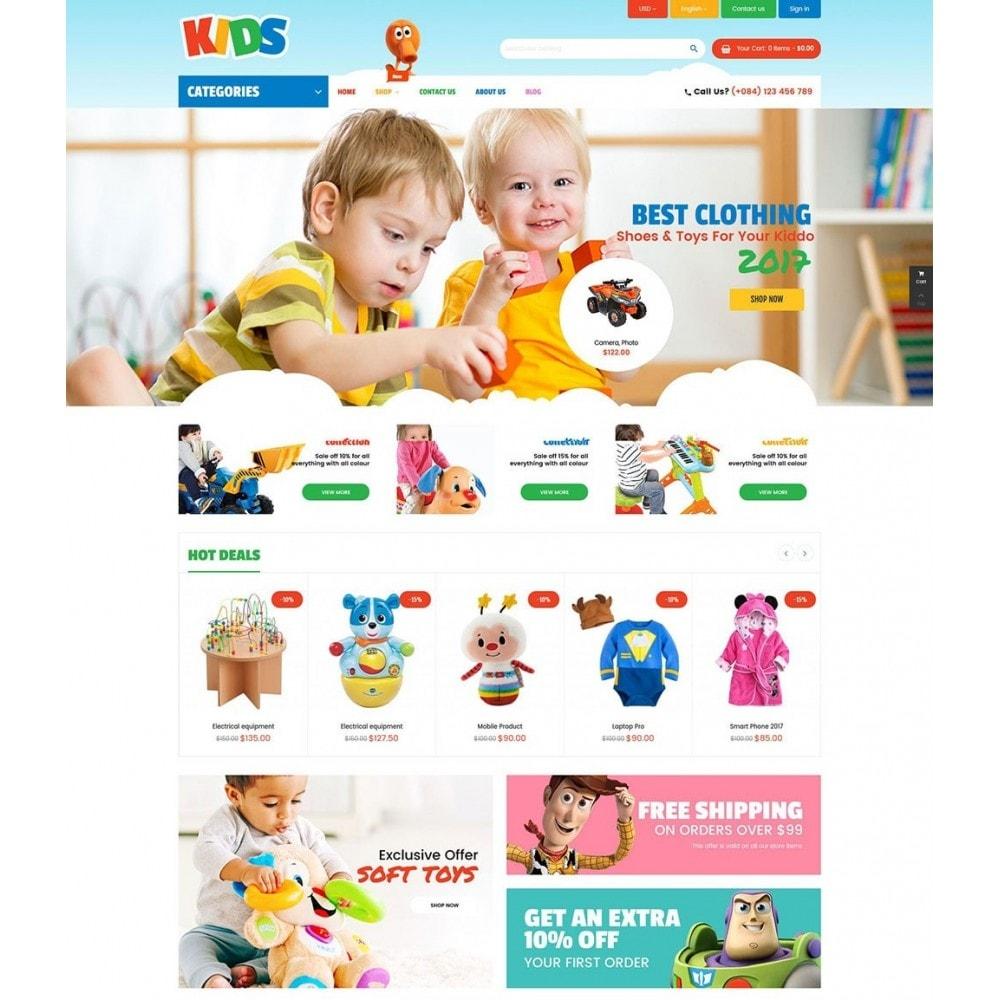 theme - Zabawki & Artykuły dziecięce - Kids Store - 2