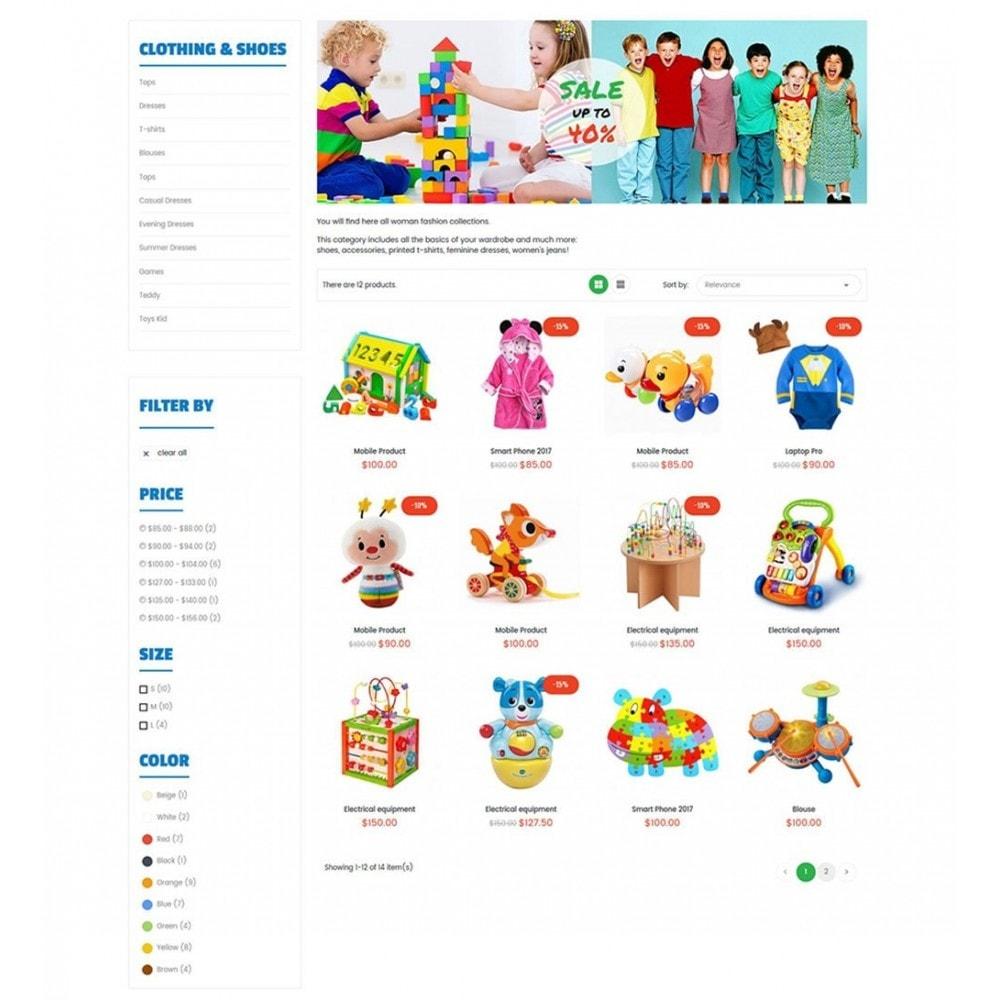 theme - Zabawki & Artykuły dziecięce - Kids Store - 5