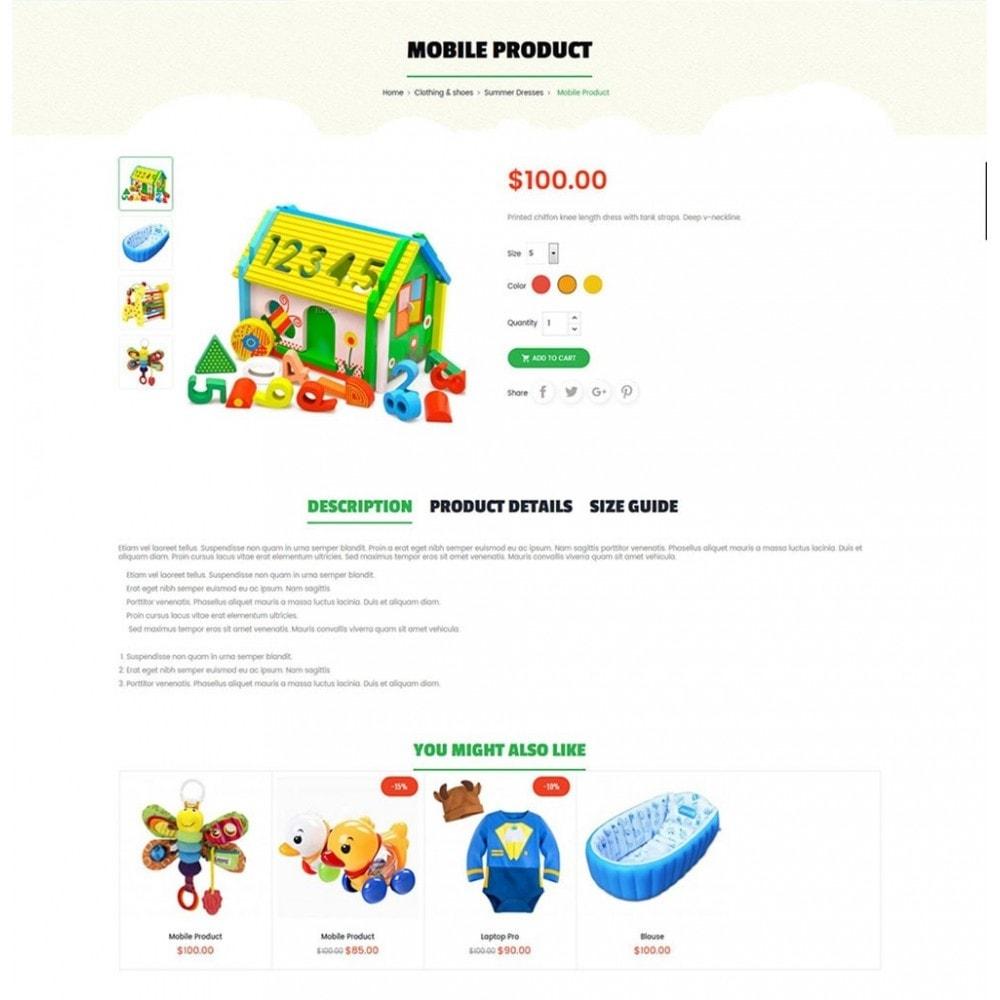 theme - Zabawki & Artykuły dziecięce - Kids Store - 6