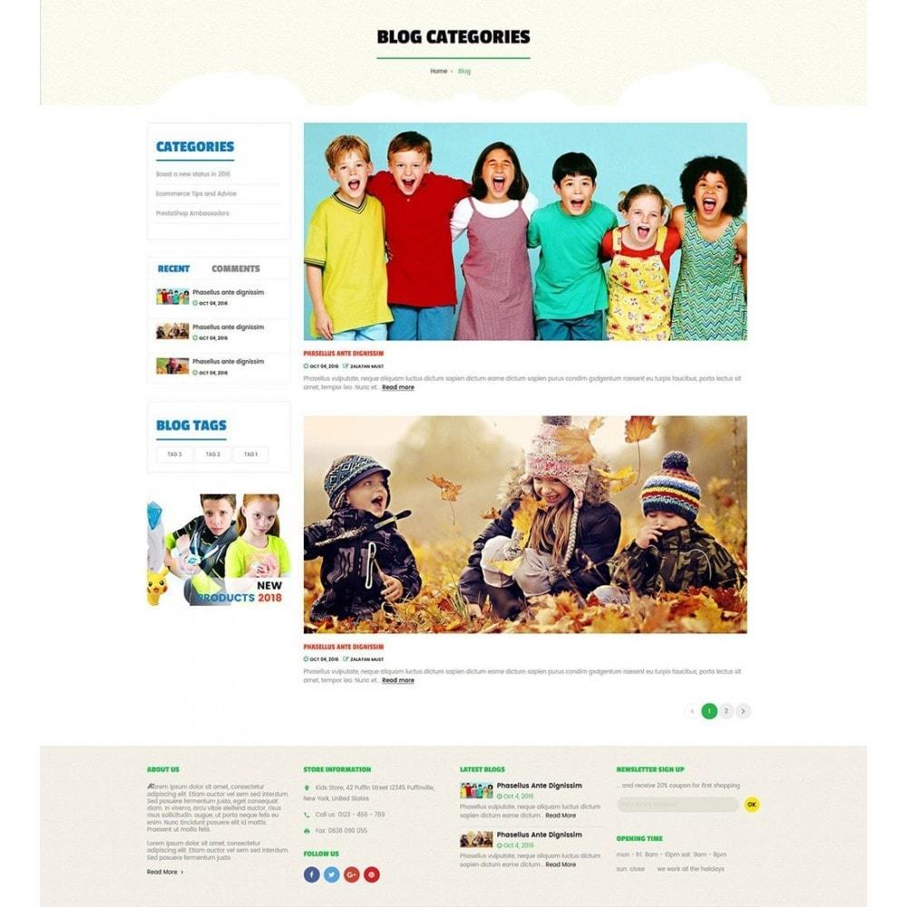 theme - Zabawki & Artykuły dziecięce - Kids Store - 7