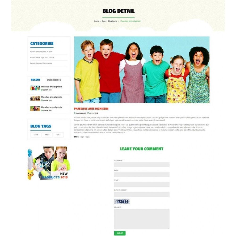 theme - Zabawki & Artykuły dziecięce - Kids Store - 8