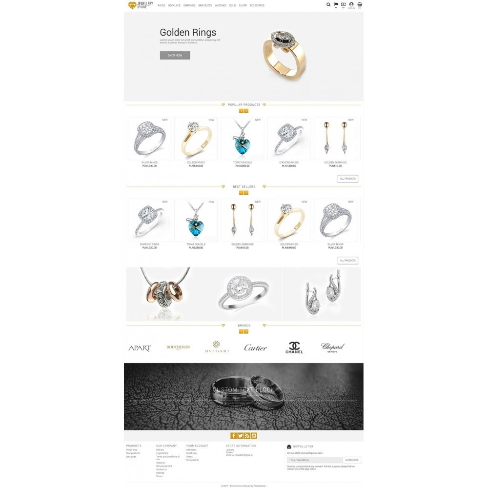 theme - Biżuteria & Akcesoria - Jewellery Store - 2