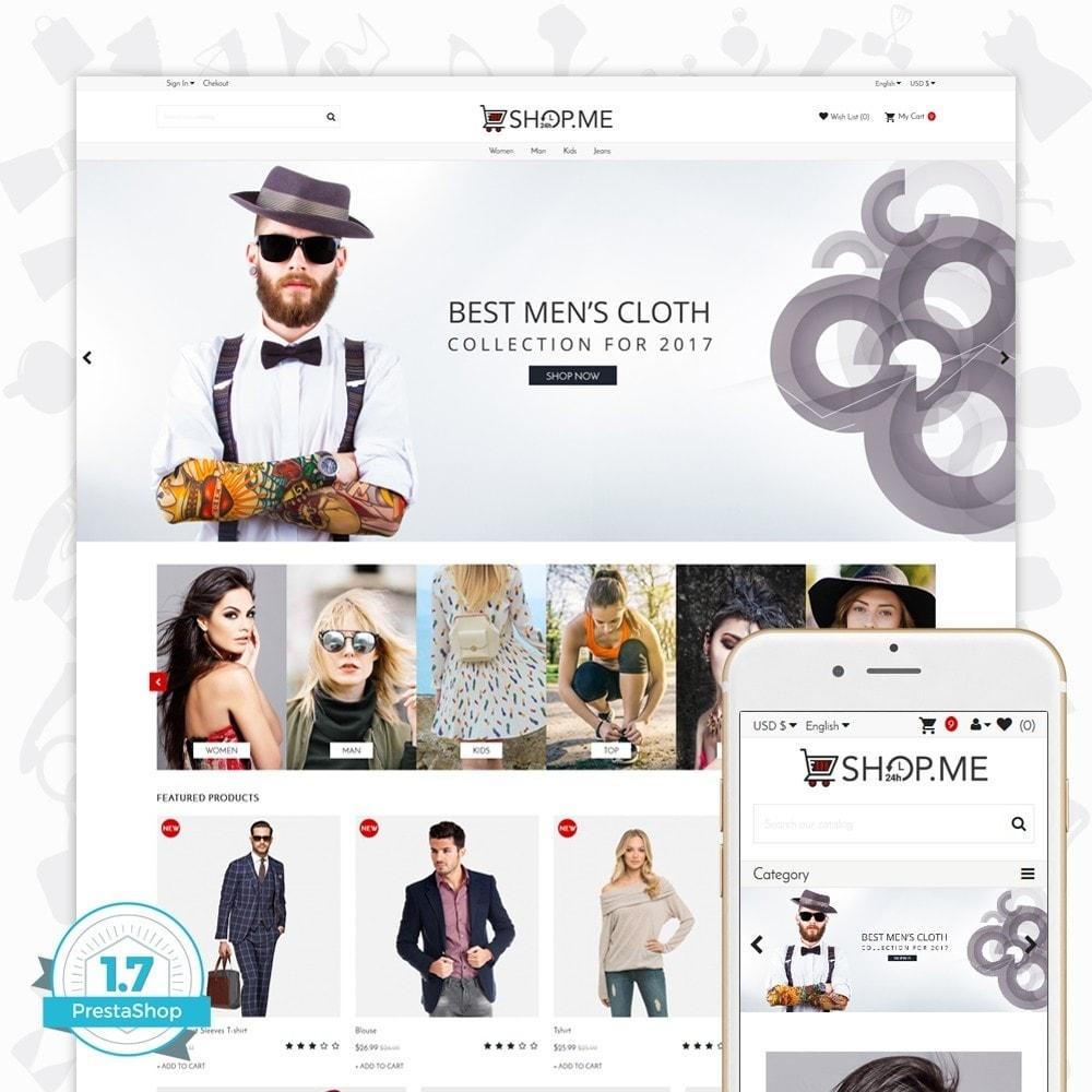 theme - Мода и обувь - Shopme Fashion - 1