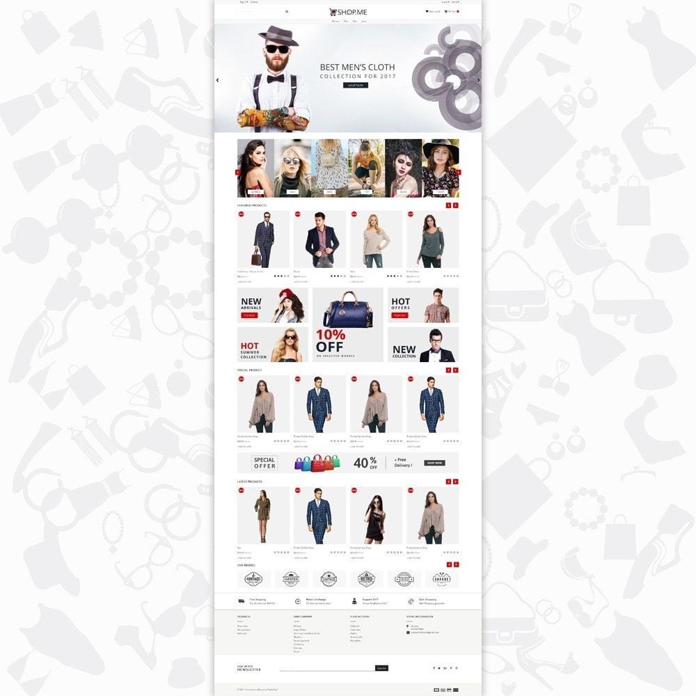 theme - Мода и обувь - Shopme Fashion - 2
