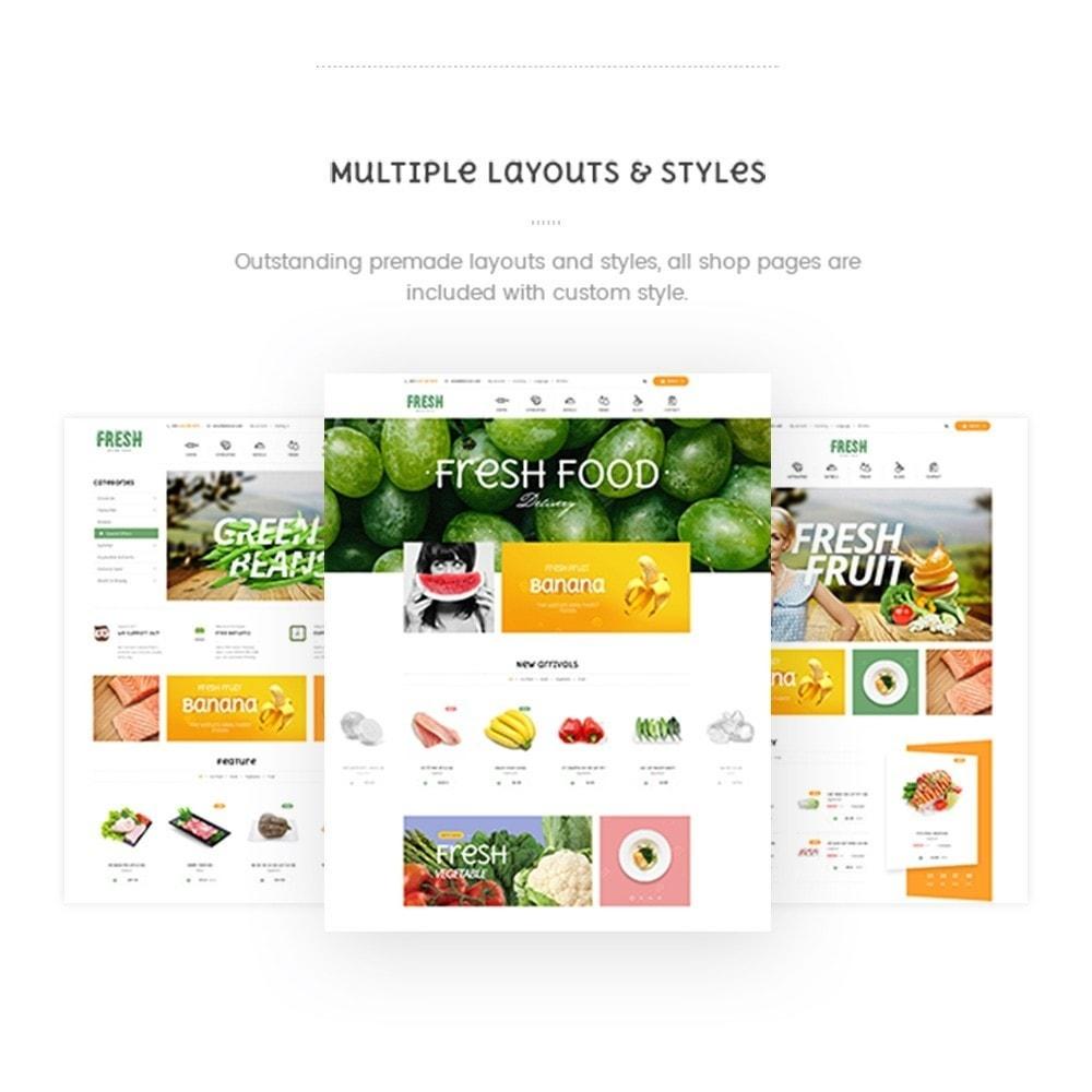 theme - Lebensmittel & Restaurants - Pts Fresh2 - 1