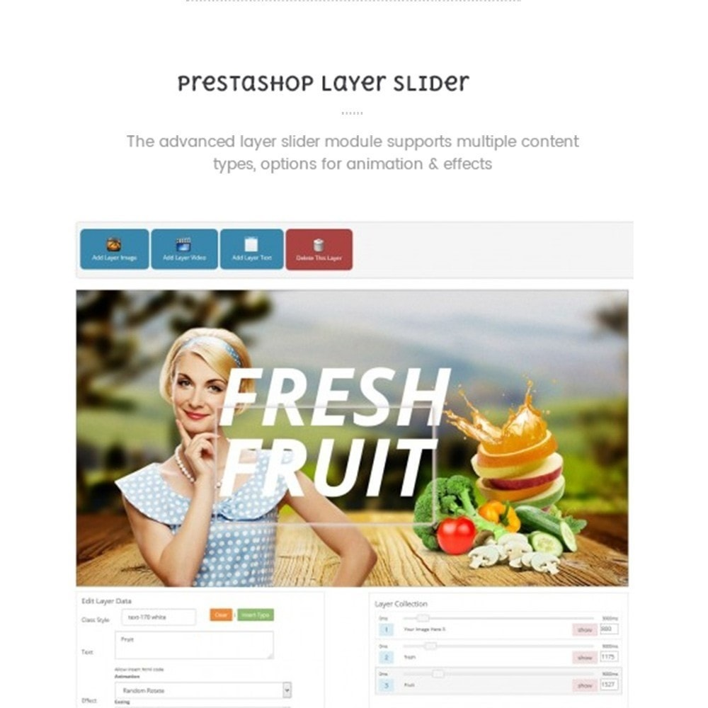 theme - Alimentation & Restauration - Pts Fresh2 - 5