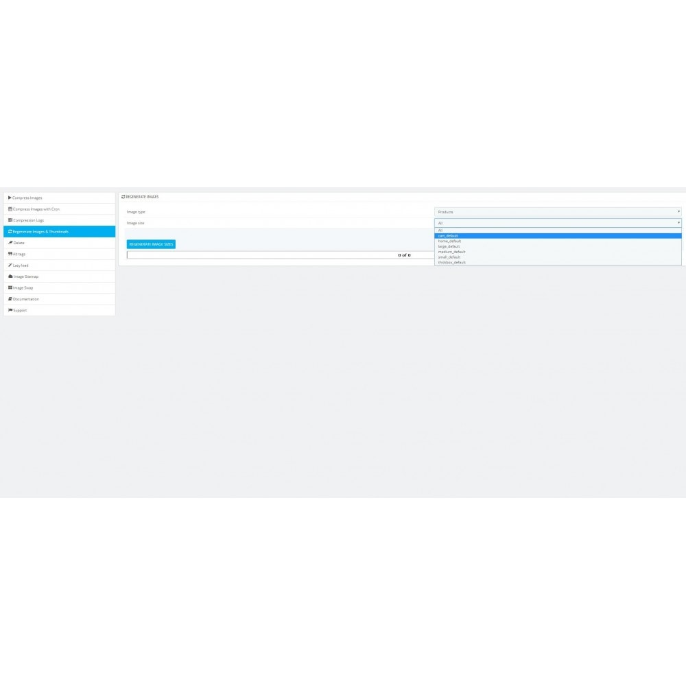 module - Pokaz produktów - Image: WebP, Compress, Zoom, Lazy load, Alt &More - 10