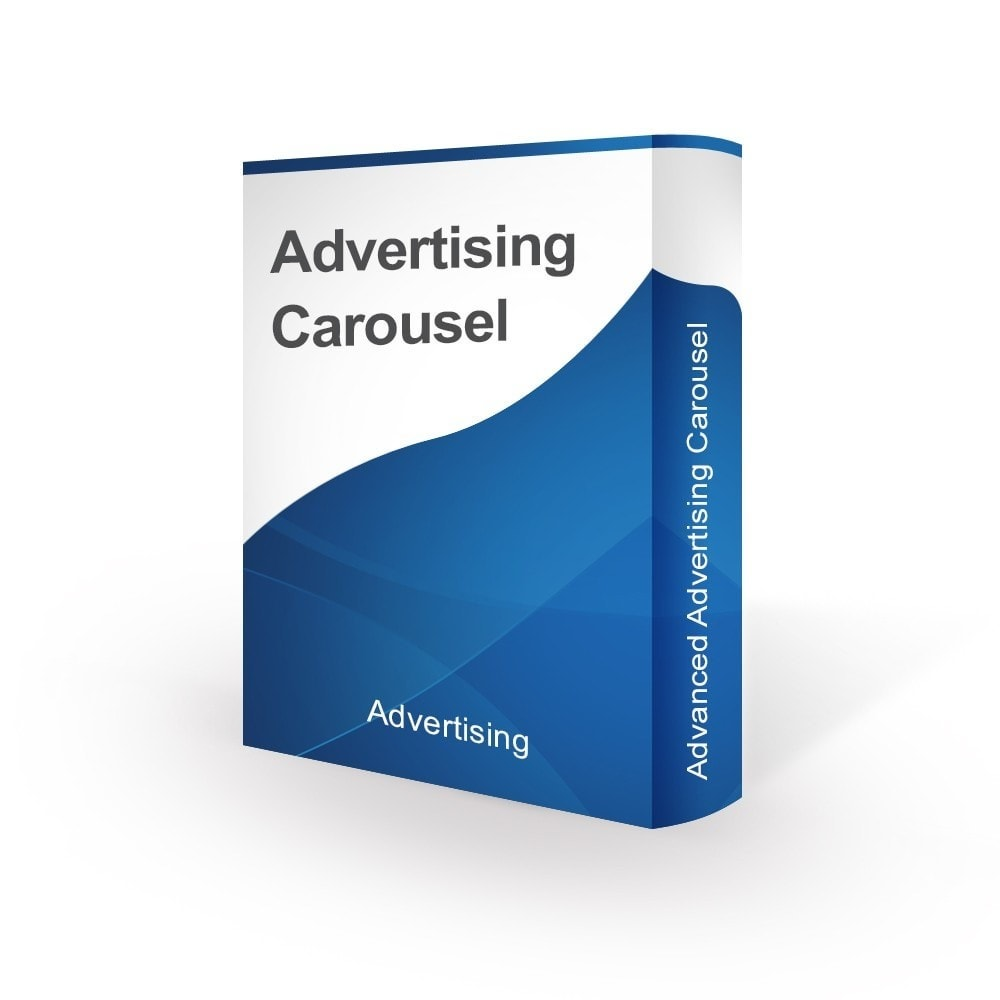 module - Gallerijen & Sliders - Advanced Advertising Carousel - 1