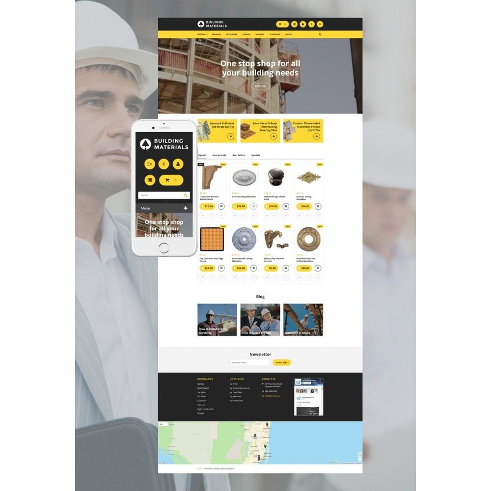 theme - Huis & Buitenleven - Building Materials - Building Store - 2