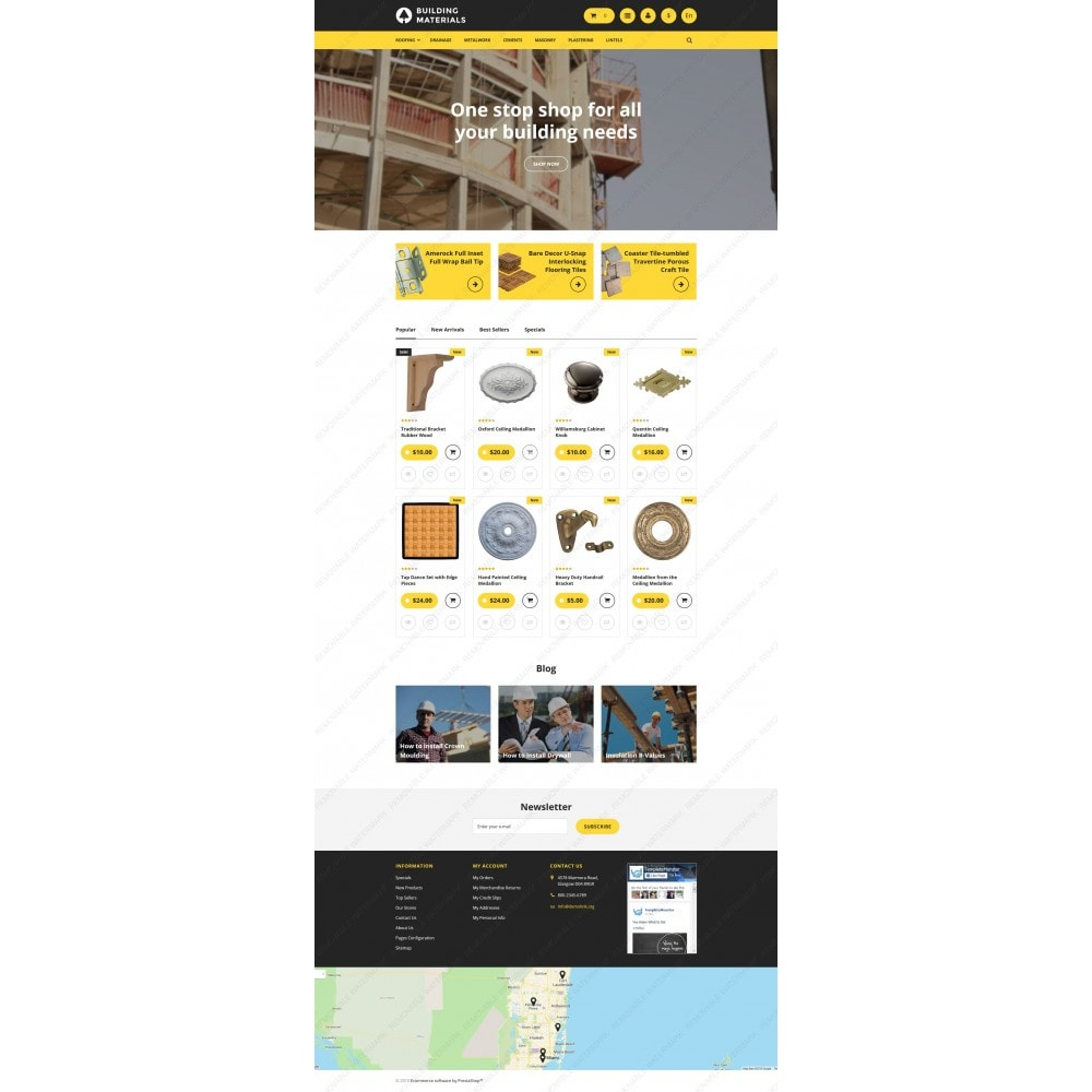 theme - Casa & Giardino - Building Materials - Building Store - 3