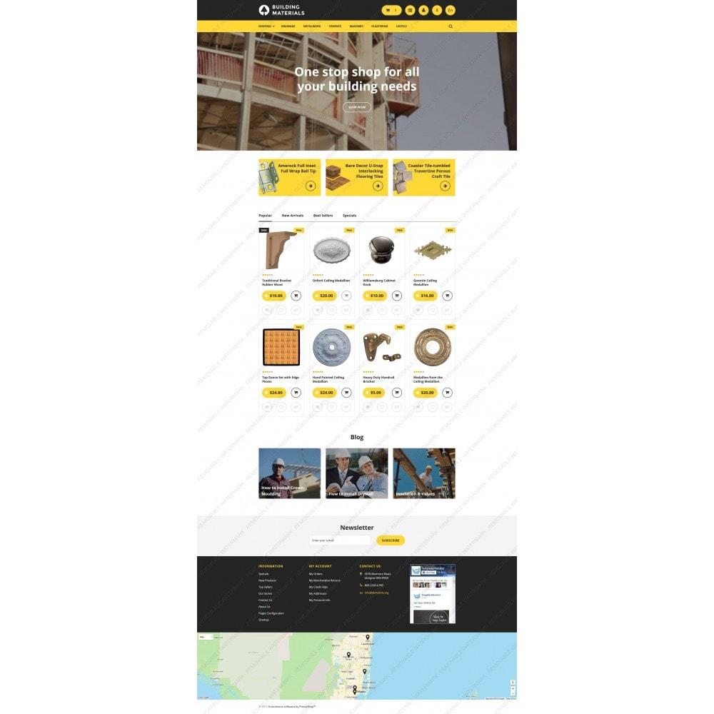 theme - Casa & Giardino - Building Materials - Building Store - 5
