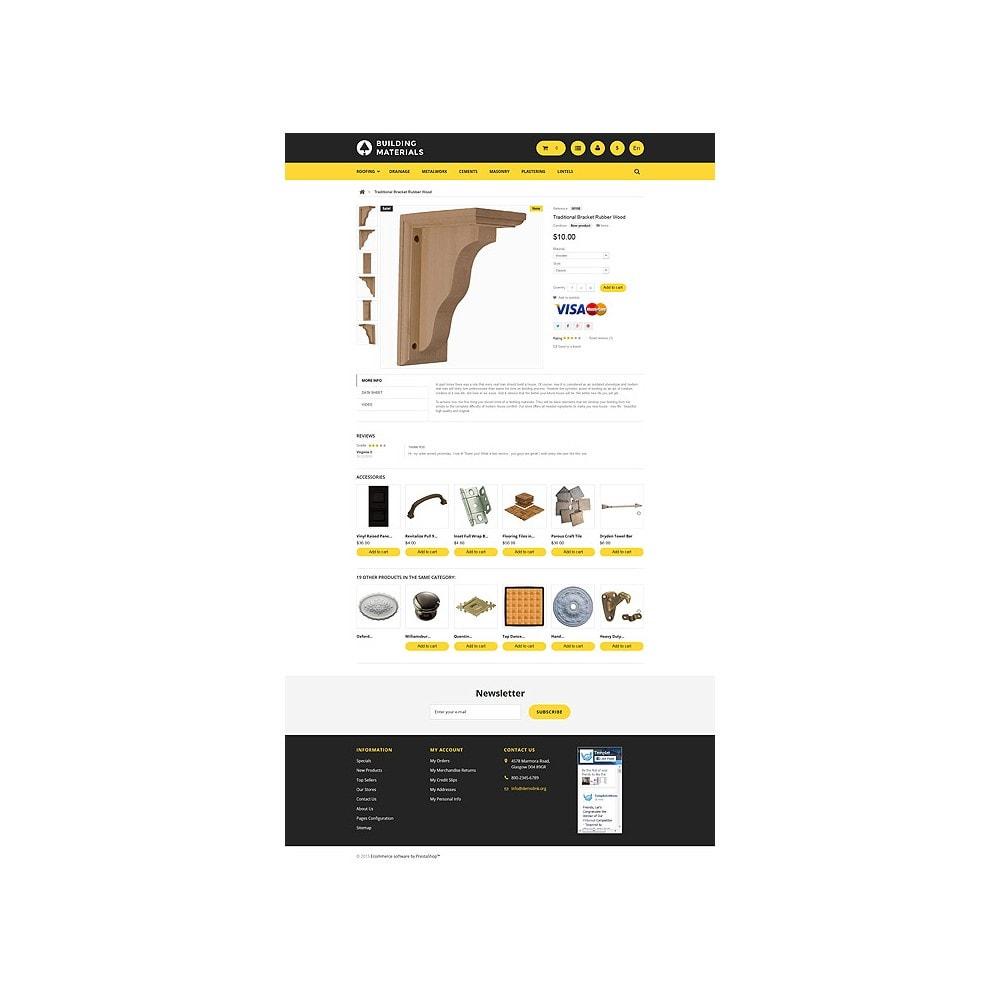 theme - Huis & Buitenleven - Building Materials - Building Store - 6