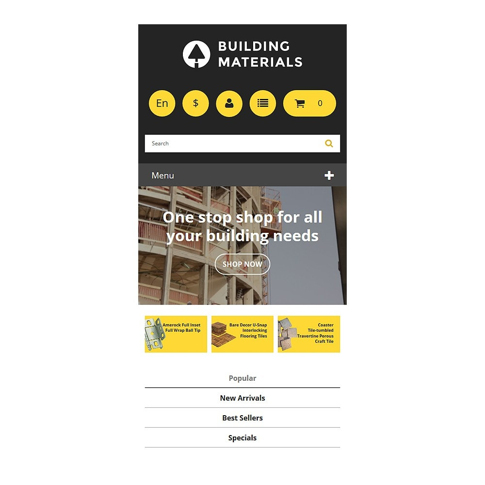 theme - Huis & Buitenleven - Building Materials - Building Store - 8
