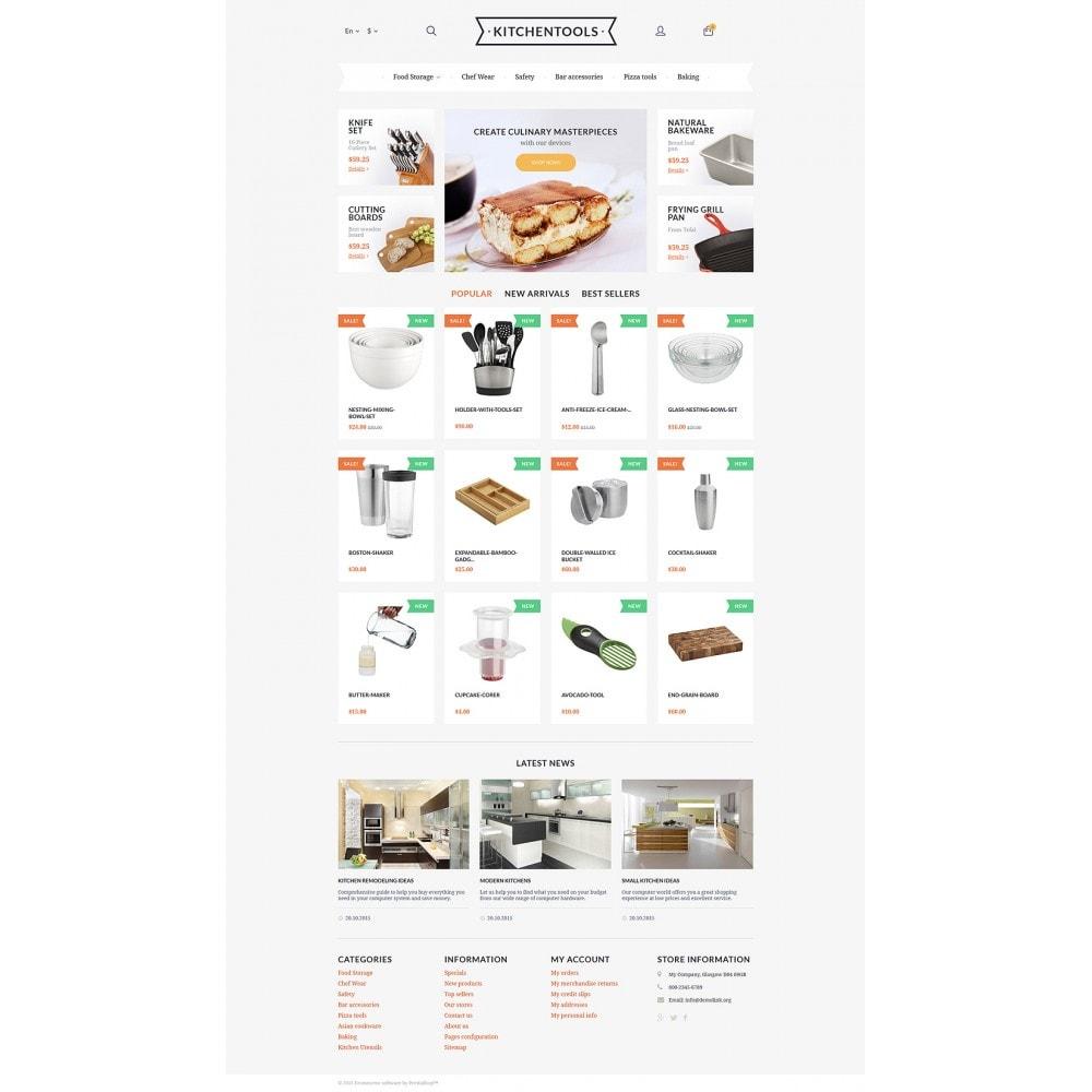 theme - Kultura & Sztuka - Kitchen Tools - 2