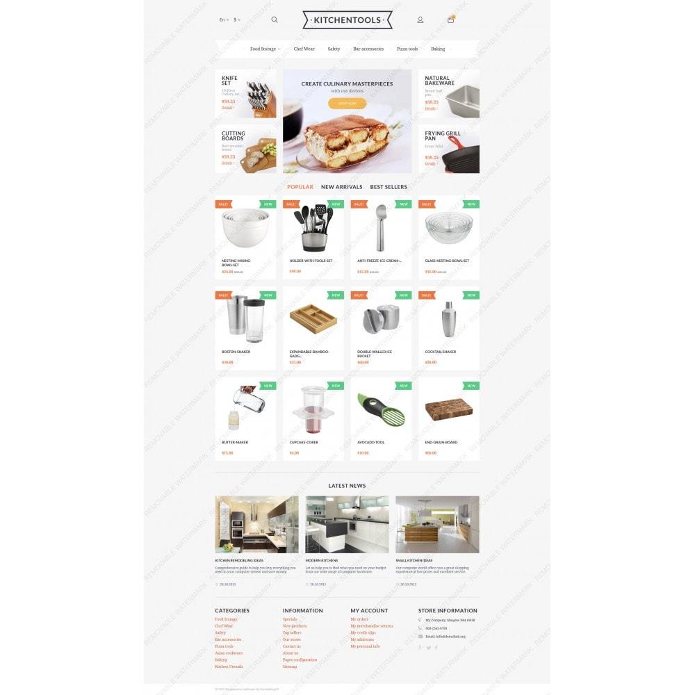 theme - Kultura & Sztuka - Kitchen Tools - 3