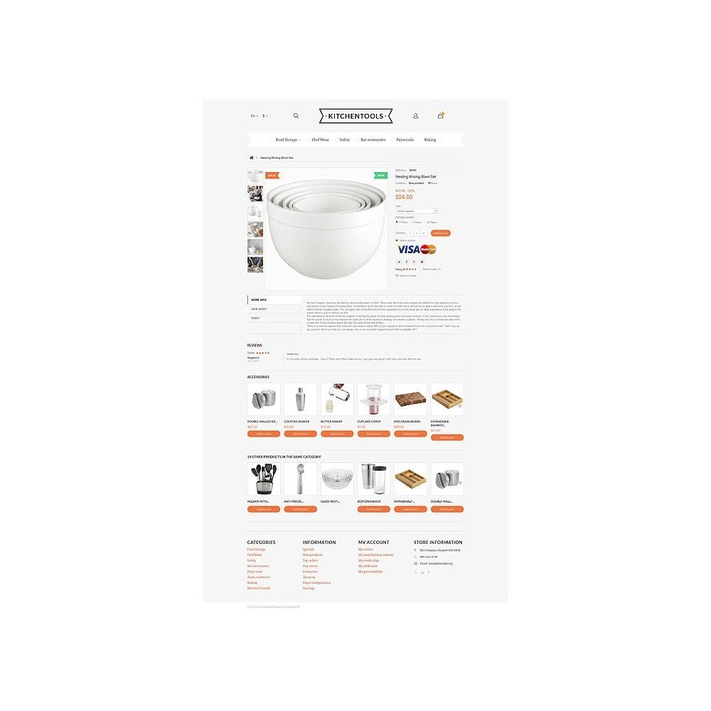 theme - Kultura & Sztuka - Kitchen Tools - 6